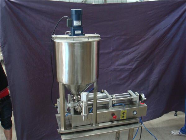 Полуаутоматска машина за пуњење течности