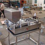 Најјефтинија пнеуматска полуаутоматска машина за пуњење џемата