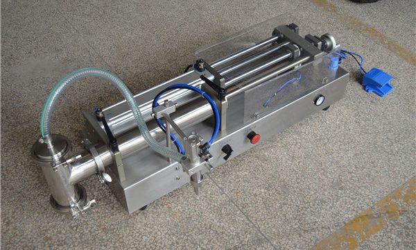 Произвођач полуаутоматске машине за пуњење шампона